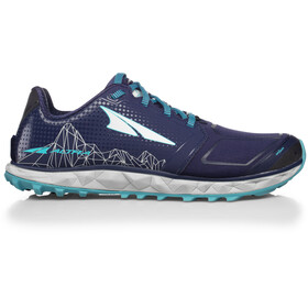 Altra Superior 4 Running Shoes Dame dark blue